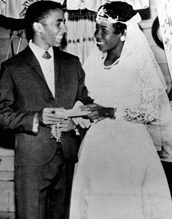 Today in Wedding History - 2