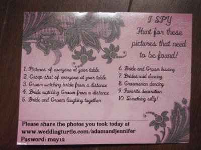 Lets see your I SPY Photo cards