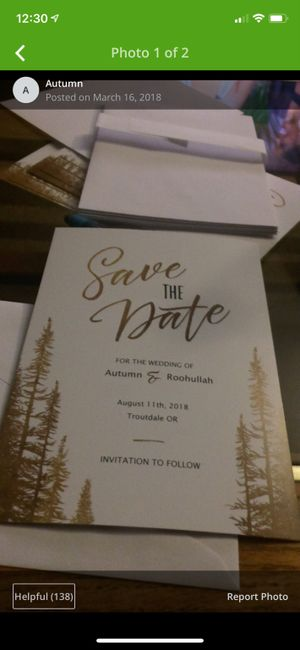 Save the Dates 2