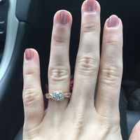 I feel whole again!. . . time for another ring post