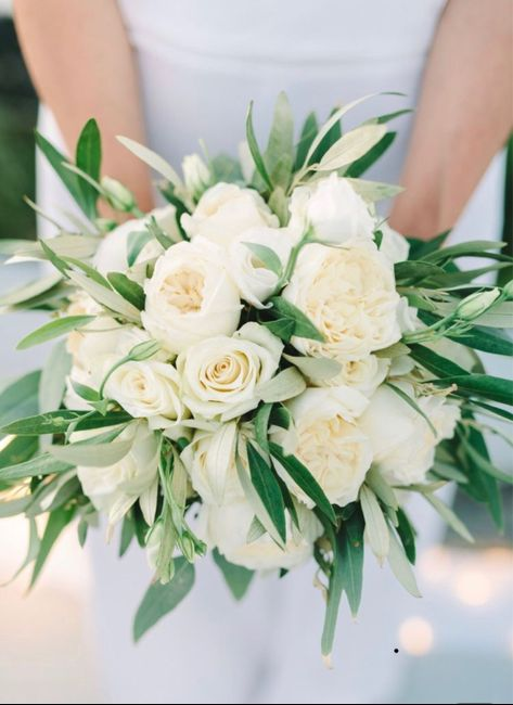 Bridal Bouquet: Color or White? 11