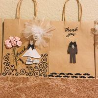 Handmade Gift bags - 1