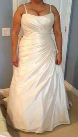 Plus size brides (what looks good) Show you're stuff!!!!