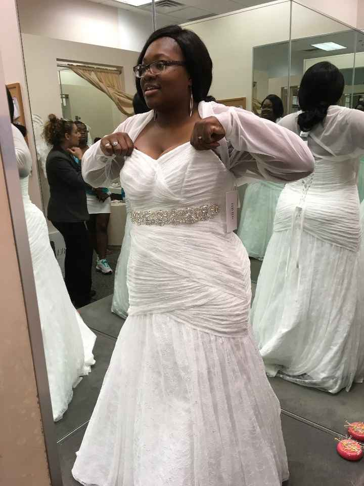 Dress Alterations with sleeve option 3