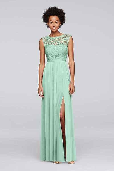Bridesmaid dress (black)