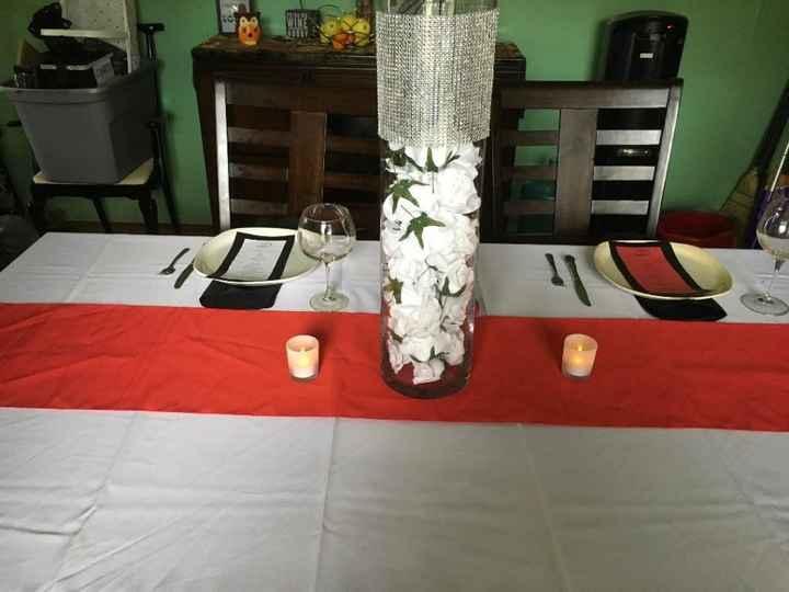 Mock Table 1