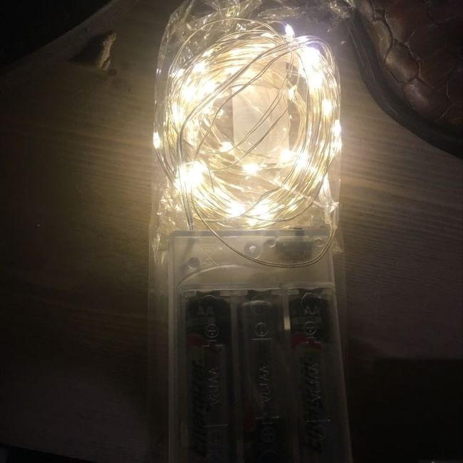 Fairy lights! 1