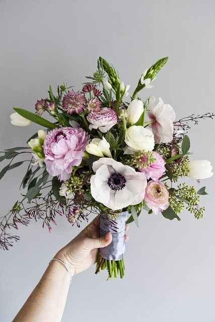 DIY Bouquet (PAGING CENTERPIECE)