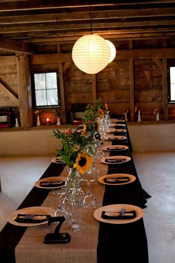 Need advice for table decorations