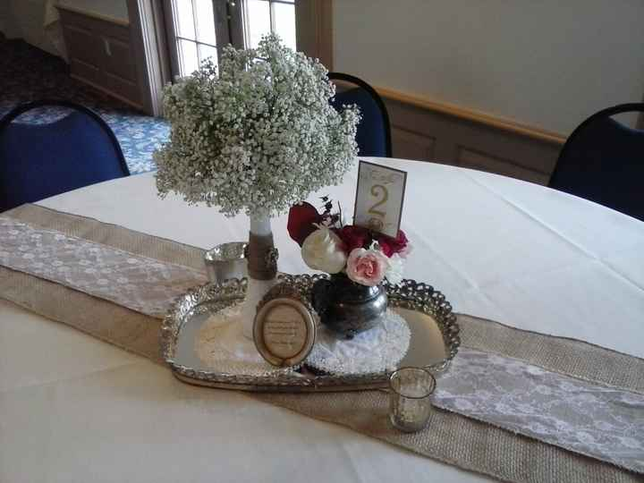 Let's see your centerpieces!