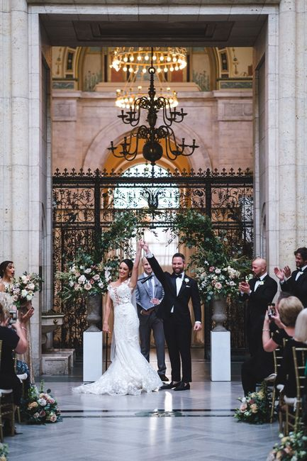 Share your recessional photo! 😊 4