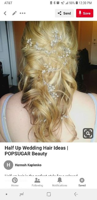 Your wedding hairstyle 20
