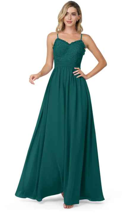 What Are You Doing For Bridesmaids Dresses? - 1