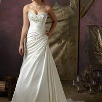 Plus Size Wedding Dress Option