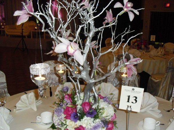 Crystal Wedding Tree Centerpieces | Weddings, Style and Décor ...