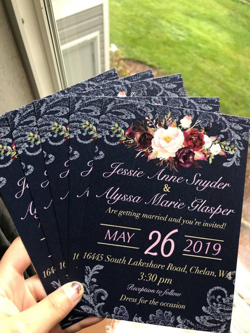 i designed my own invitations weddings do it yourself wedding