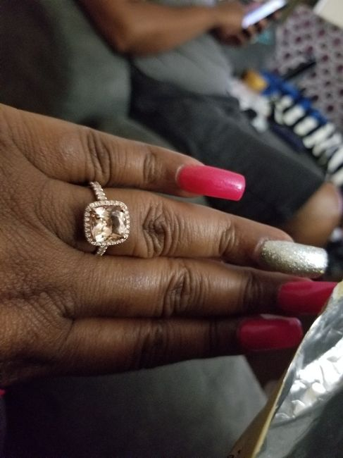 Diamond vs. gemstone vs. cubic zirconia 7