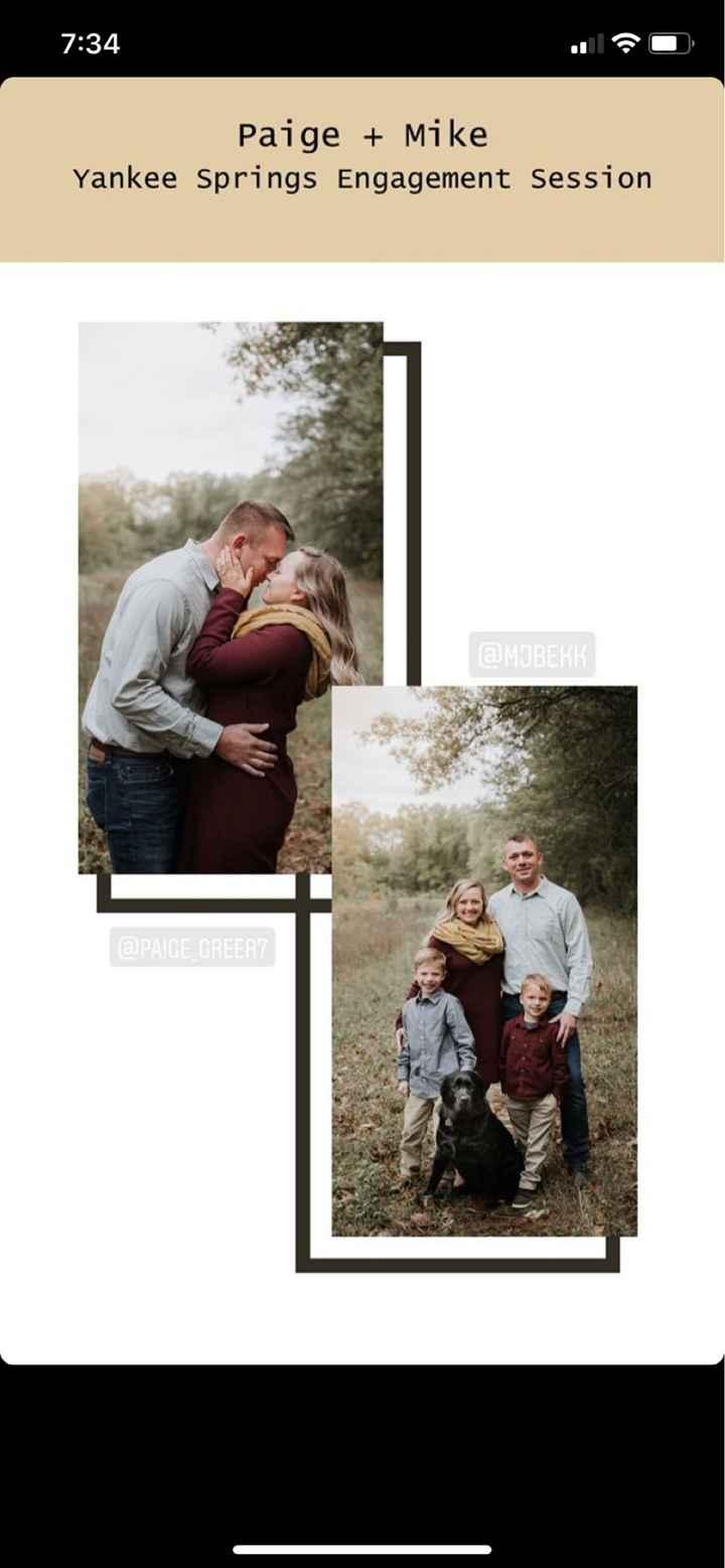Engagement picture sneak peek - 1