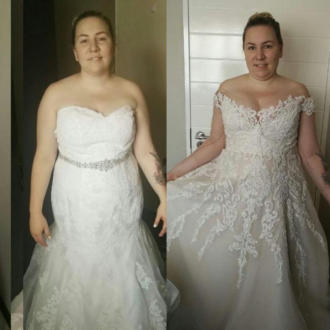 Please help me choose my dream dress 1
