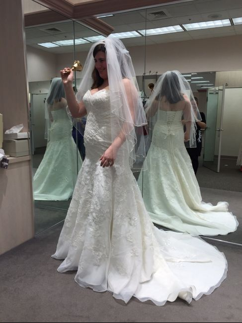 It's Time for a WW Bridal Fashion Show!!! 17