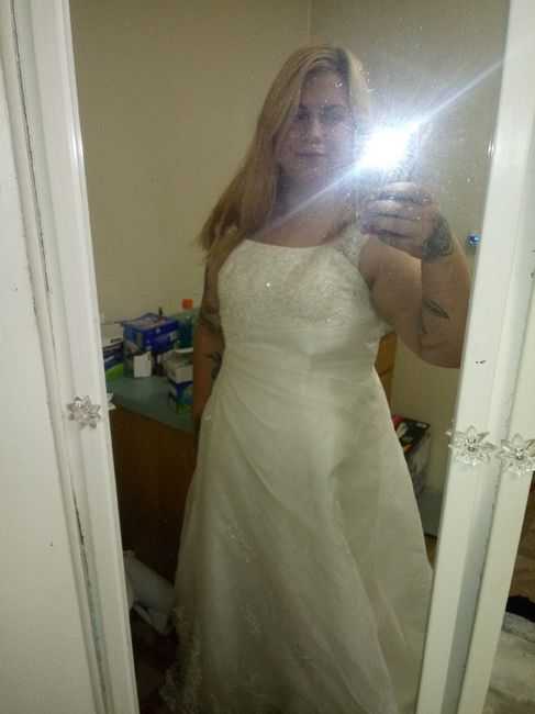 Let's see the dresses. 1