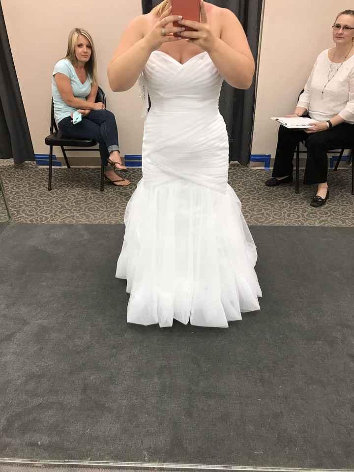 Dress Alterations (sooo happy!)