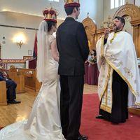Not an American wedding service - 1