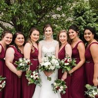 Colors for early June wedding - 1