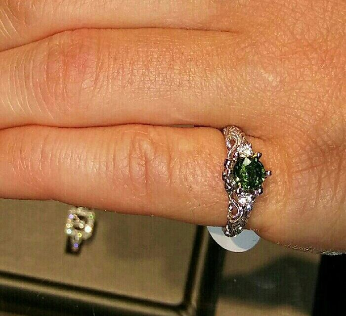 Who else has gemstones in their ring(s)?  Let's see them! 19