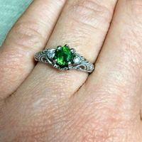 i love my ring! Let me see yours! - 1