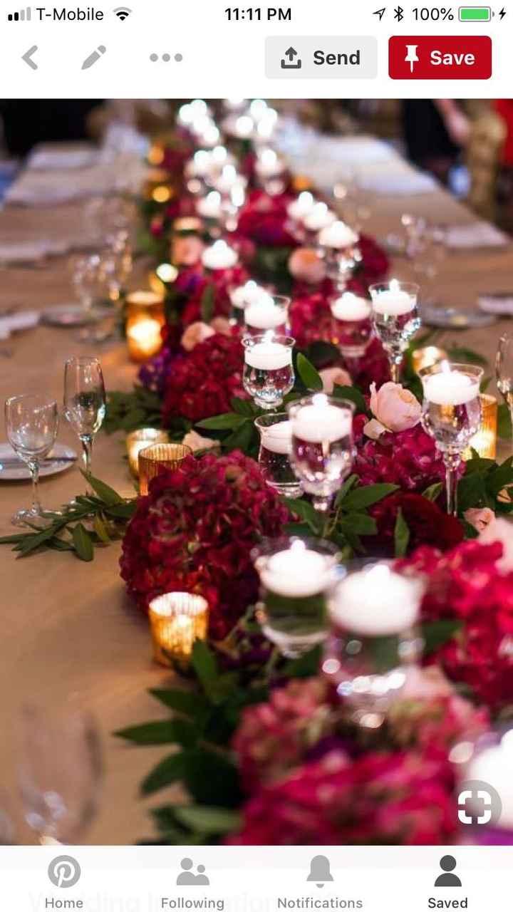 Aisle decor matching general theme of wedding? - 1