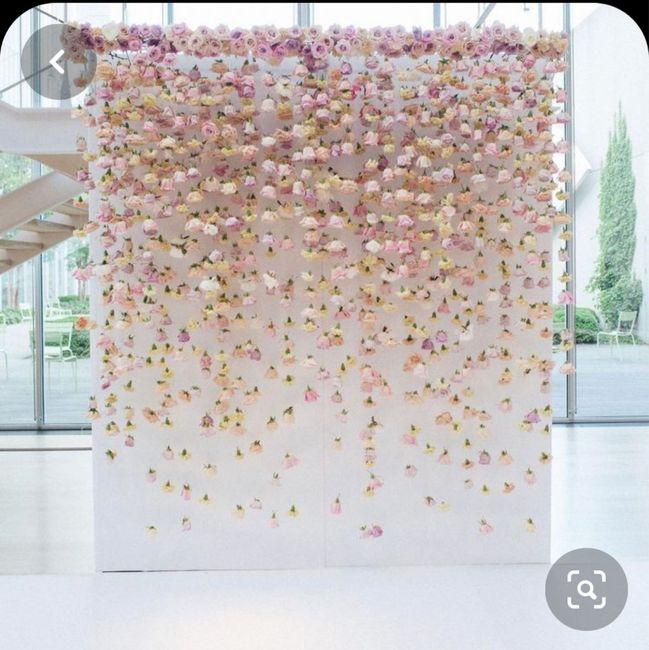 Flower Wall Help!! 3