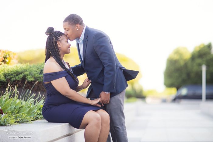 Show me your engagement photos! - 1