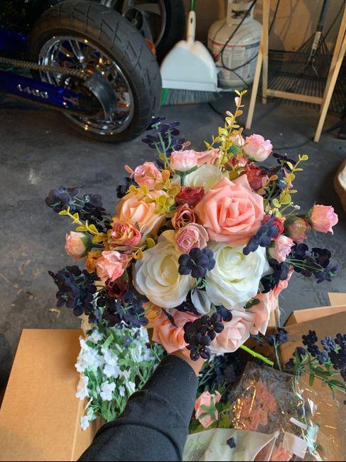 diy Flower bouquet?? 4