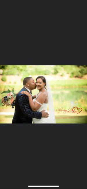 We're Married!! 1