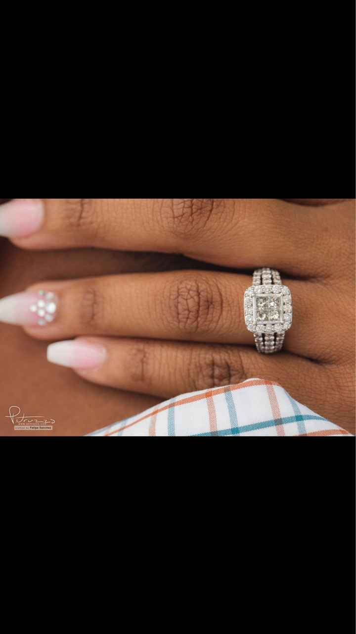 Show me the Ring!💍 - 1