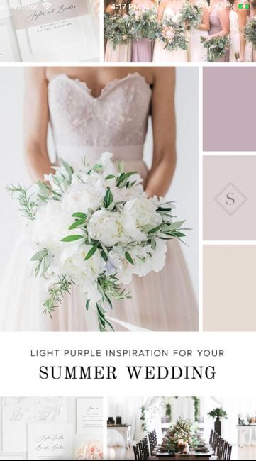 Wedding Colors/ Theme ? 1