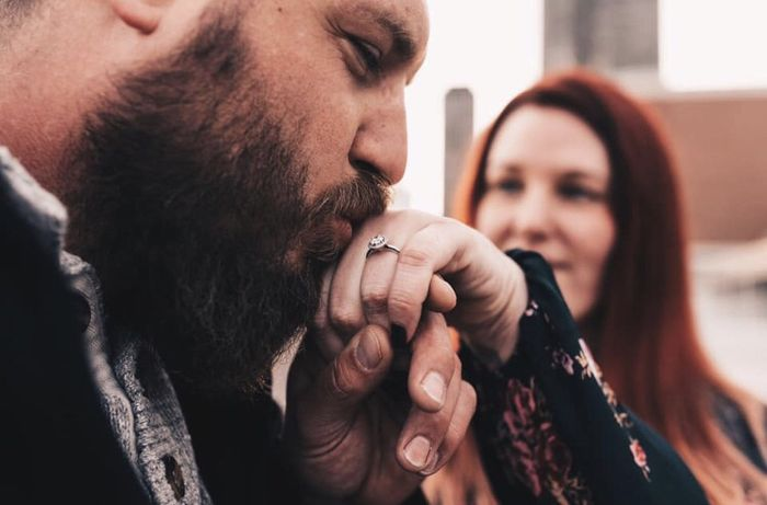 Engagement photos- Love or hate? 14
