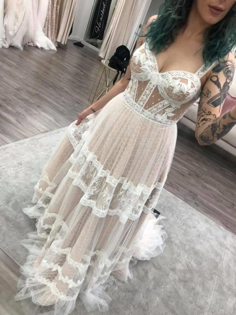 Can anyone name this dress?! 1
