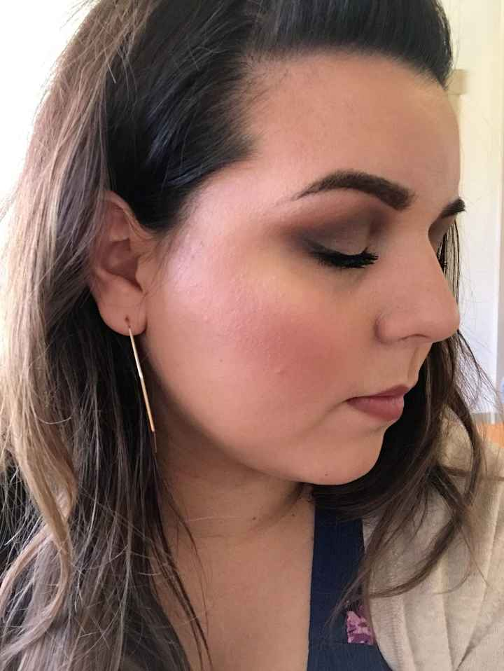 Makeup Trial - DIY