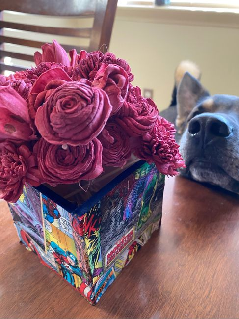 First Trial of Centerpieces 2