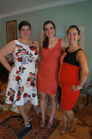 What did you/are you wearing for your bridal shower?