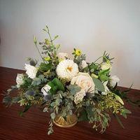 Low floral Centrepieces