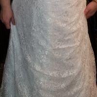 Azazie Wedding Dress - 1