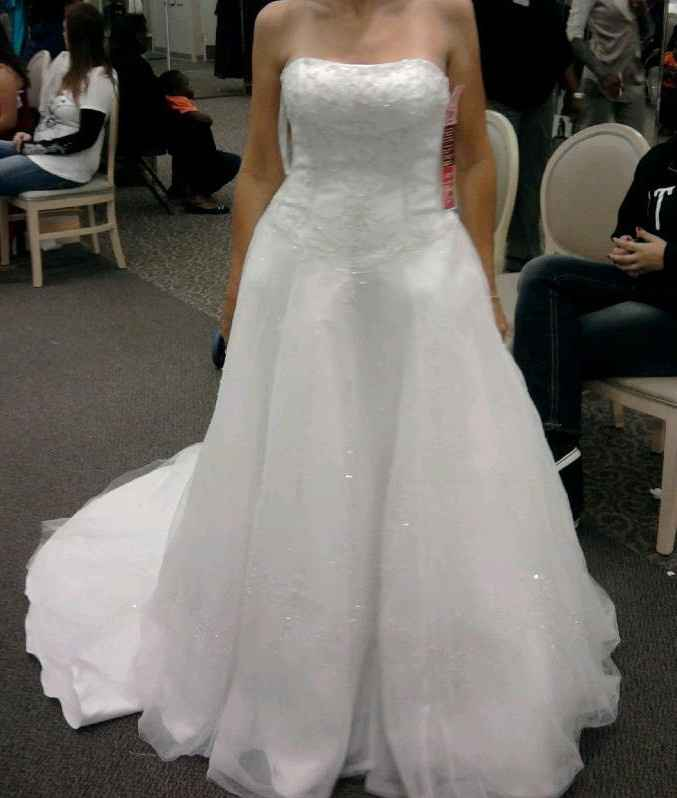 For 2019 and 2020 Brides who is done Dress Shopping? - 1