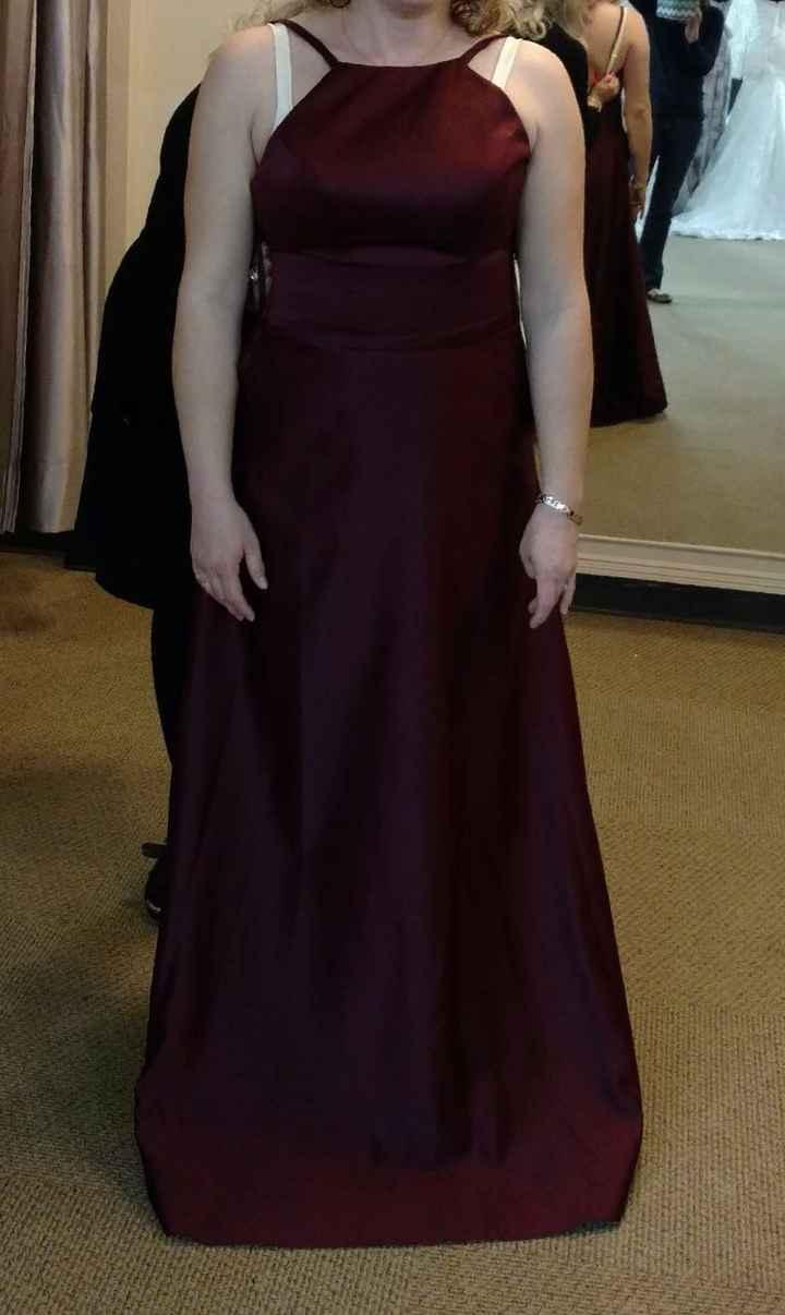 Bridesmaid dresses - 3