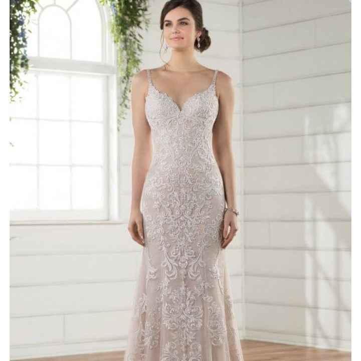 Considering altering my dress - 1