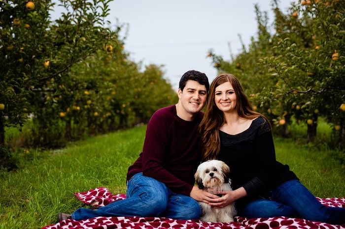Fall Engagement Pictures Ideas 21