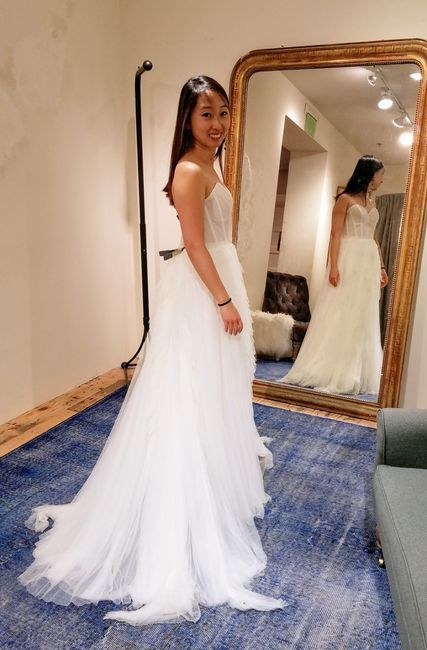 Mermaid/trumpet wedding gowns! 22