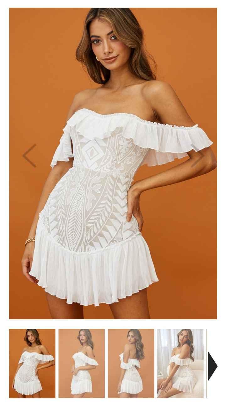 Bridal shower dress 3